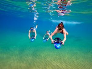 Power Snorkeling Tour