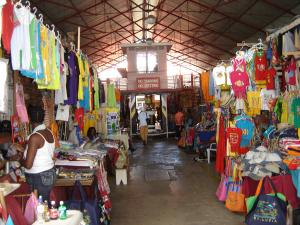 Castries Local Shopping
