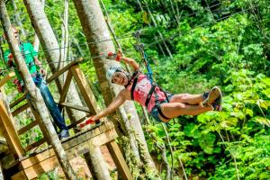Ziplining Adventure Tour