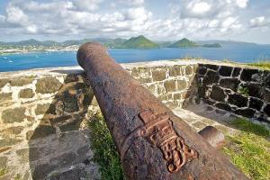 Pigeon Island National Park Tour Packages